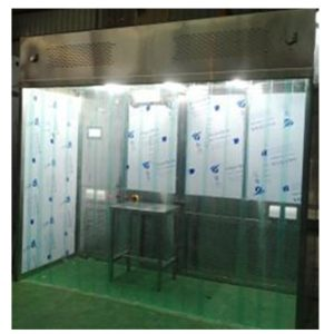 Customization Dispensing Booth
