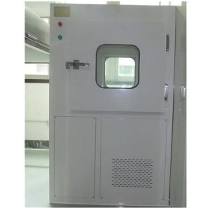 Electric Interlock Cleanroom Air Shower Pass Through Box