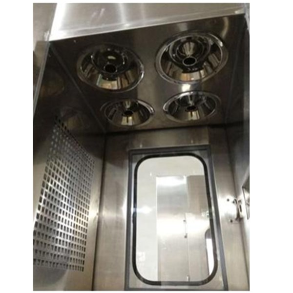 Food Clean Room Stainless Steel Air Shower Pass Box
