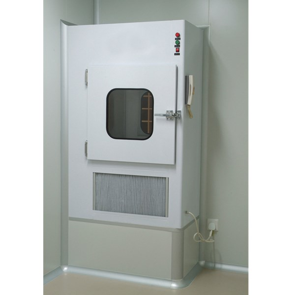 pass box with air shower 12064