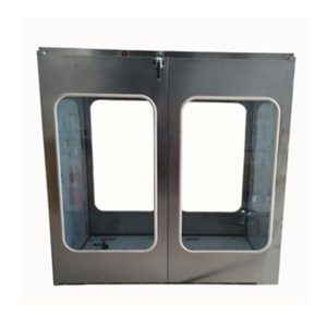 Double Swing Door Pass Box