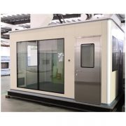 Fireproof Sandwich Panels Clean Booth